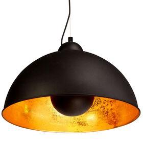 SATELLIGHT Hängeleuchte schwarz gold