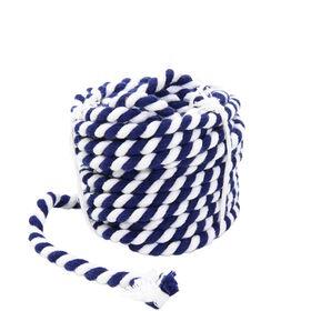 RIBBON Kordel blau/weiß 5m x 6mm