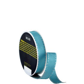 RIBBON Geschenkb. blau 15mmx2,5m