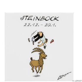 LORIOT Kühlschrankmagnet Steinbock