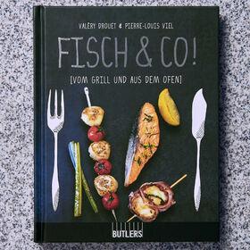 KOCHBUCH Fisch & Co!