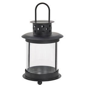 LIGHTHOUSE Mini-Laterne schwarz