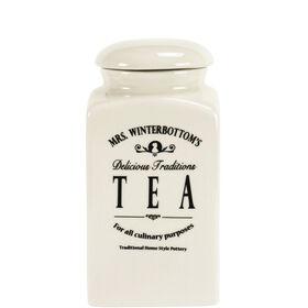 MRS. WINTERBOTTOM'S Teedose
