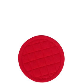 ARTHUR'S WORLD Untersetzer rot Ø 12cm