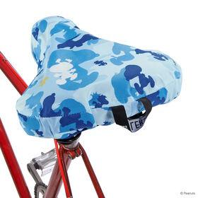 PEANUTS Sattelbezug Snoopy blau