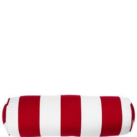 CAPRI LOUNGE Nackenrolle Ø 20x60cm rot