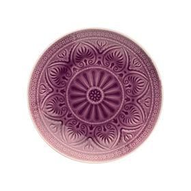 SUMATRA Teller Ø  25 cm violett