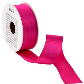 RIBBON Satinband 5m x 25mm, pink