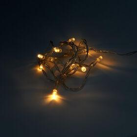 BRIGHT LIGHTS LED Lichterk.transp.10L