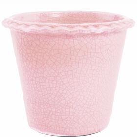 GLAZE Blumentopf 16 cm, pink