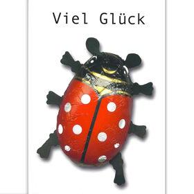 CARD VIEL GLÜCK