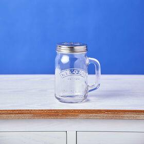 REFRESH Trinkglas mit Deckel