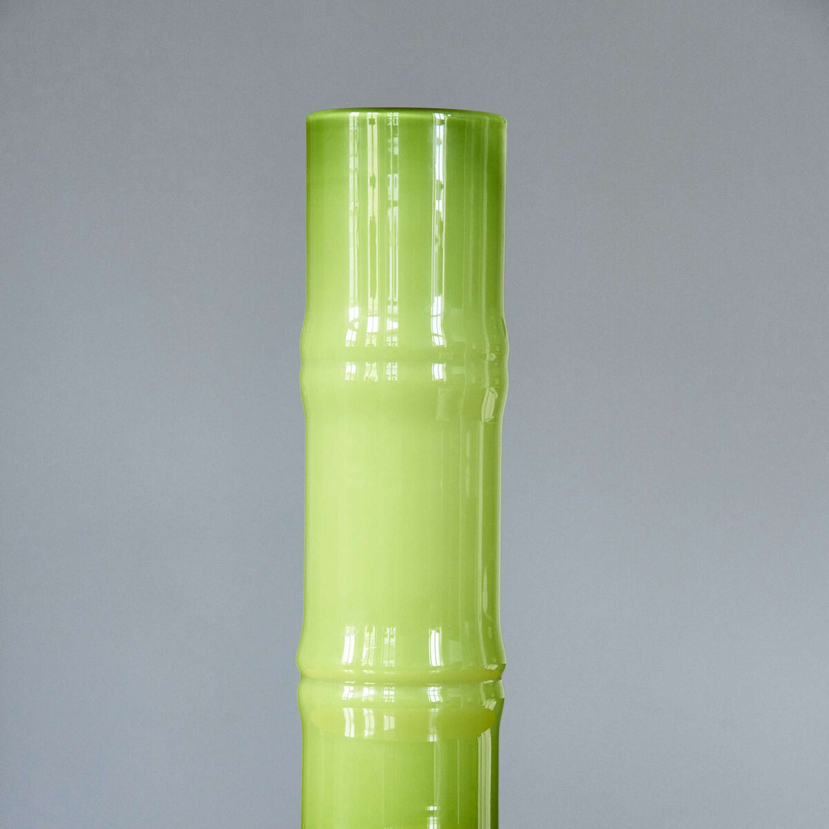 BAMBOO Vase Bambusoptik 41cm