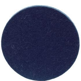 FELTO Wollfilz-Untersetzer blau