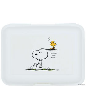 PEANUTS Brotdose Snoopy & Woodstock
