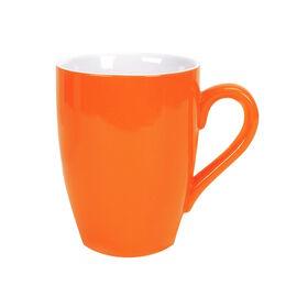 MIX IT! Henkelbecher orange/weiß