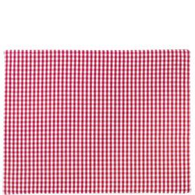 VICHY TS doppelseitig 45x35 rot