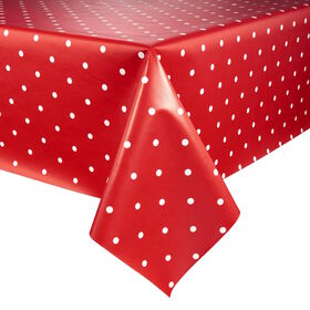 WATERPROOF TD 110x140cm Punkte rot