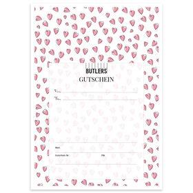 HEARTS digitale Giftcard Herzen DE