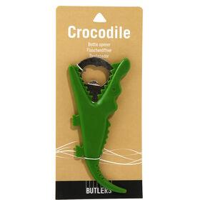 FRIENDLY BITE Flaschenöffner Krokodil