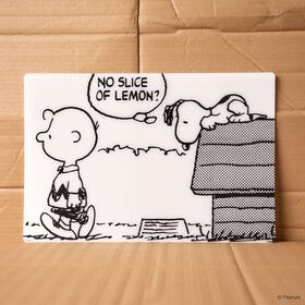 "PEANUTS Tischset ""Slice of Lemon"" 29x43"