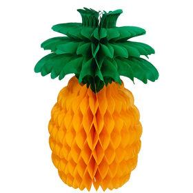ALOHA Papierdekoration Ananas