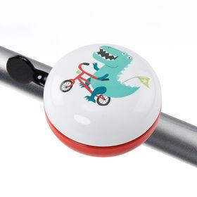DING DONG Fahrradklingel Dino 80mm