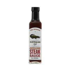 AUSTRALIAN STYLE Aw. Steak Sauce 250ml
