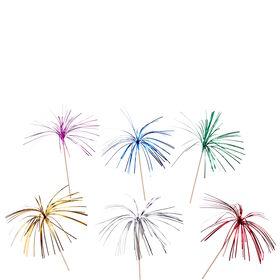 COCKTAIL Glitter Sticks 24 Stück