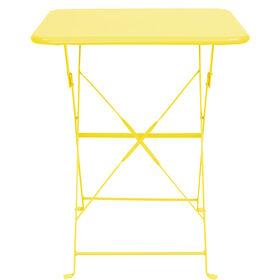 DAISY JANE Klapptisch gelb (matt)