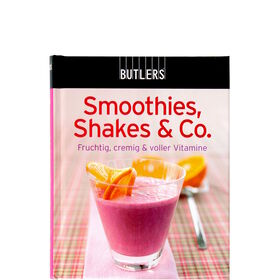 KOCHBUCH Butlers Mini Smoothies, Shakes