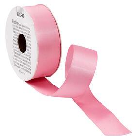 RIBBON Satinband 5m x 25mm, rosa