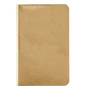 JOURNAL Notizbuch A5 gold