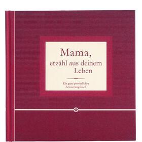BOOK Mama, erzähl aus deinem Leben