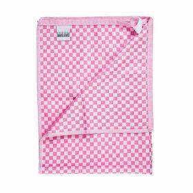 NICE DRY Grubentuch, waschbar 90°, pink