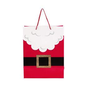 X-MAS Geschenktüte Santa, groß