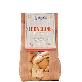 DELICATO Focaccine con Rosmarino, 150g