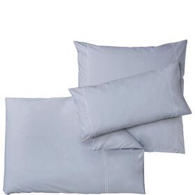 SPRINGFIELD Bettwäsche Set  blau-weiß