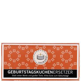 """GREETS """"Geburtstagskuchenersetzer"""" 100g"""