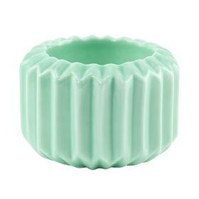 SPHERE Teelichthalter mintgrün