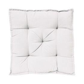 SOLID Sitzauflage 40x40 weiß