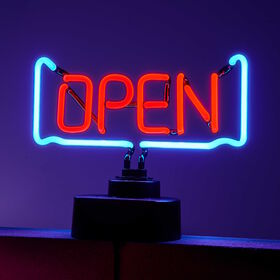 "OPEN Neon Leuchte ""Open"""