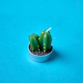 FLAMBEAU Teelicht Kaktus 6 Stk.