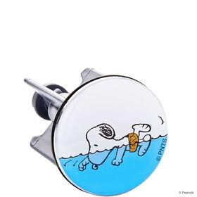 PEANUTS Waschbeckenst.Snoppy schwimmend