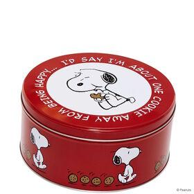 PEANUTS Dose Snoopy/Keks rund