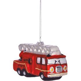 HANG ON Feuerwehrauto 11cm, Glas