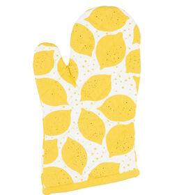LEMON Ofenhandschuh Zitrone