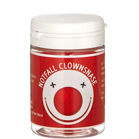 FIRST AID Notfall Clownsnase