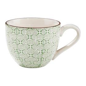 RETRO Tasse 550 ml grün
