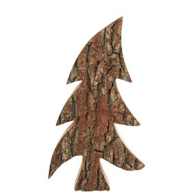 FOREST Zierbaum aus Holz ca. 28cm
